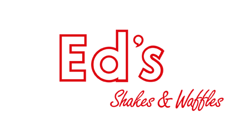 Eds Shakes and Waffles Logo
